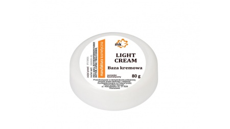 Baza kremowa LIGHT CREAM